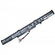Аккумуляторная батарея ASUS X550E (встроенная, на шлейфе)