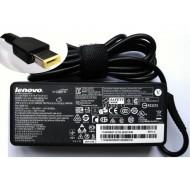 Оригинальное зарядное устройство Lenovo 90W (20В/4,5А), разъём прямоугольный